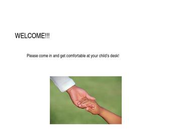 """A """"Meet The Teacher"""" Presentation"""
