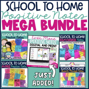 Parent Notes MEGA Bundle