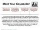 Parent Orientation Presentation: Our School Counseling Program