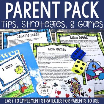 Parent Tips & Handouts