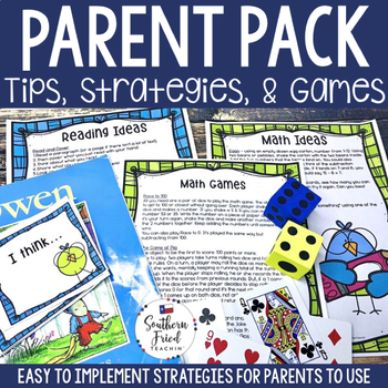 Parent Tips & Handouts