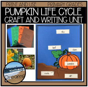 Pumpkin Science Art Project
