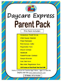 Parent Pack (Sample Handbook & Registration Form, Survey &