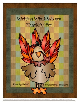 Parent Pack- Thankful Turkey Art Project- Print and Make