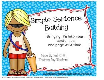 Building Simple Sentences