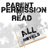 Parent Permission Slip for Classroom Library