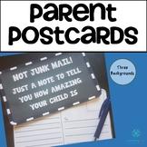 Parent Postcards