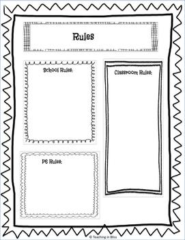 Parent Procedures Pack