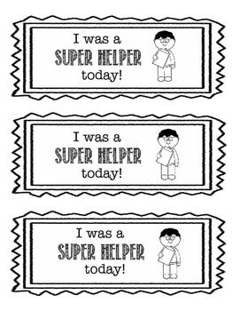 Parent Reminder Notes!