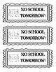 Parent Reminder Notes! (Traditional Schools)