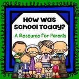 Parent Involvement Resource