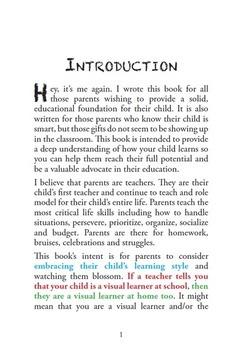 The Visual Guide - Preschool Through 5th Grade
