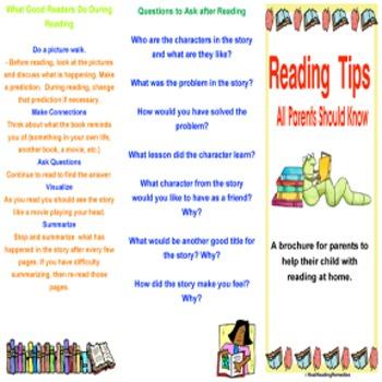 Meet the Teacher- Parent Resources Bundle- 5 Must Have Brochures