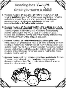 Parent Resource for Conferences