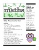 Parent Resources Handout: 4th Grade Math