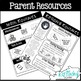 Parent Resources and Newsletter Templates