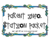 Parent Station Signs