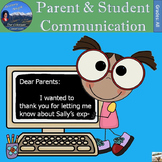 Parent and Student Communication Throughout the Year