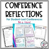 Student Led Conferences - Parent Teacher Conference Form