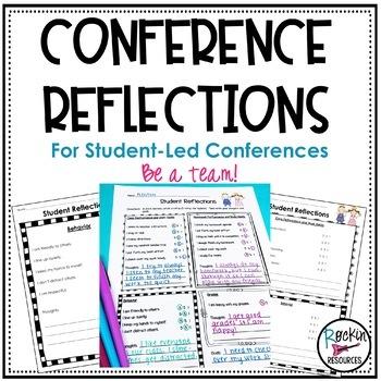 Parent Student Conference Form