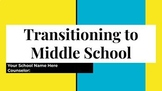 Parent/Student Guidance (Workshop): Transitioning to Middle School