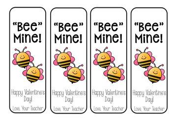 3 Reasons I Love You parent valentine & Student bookmark valentines!