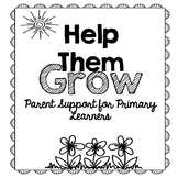Parent Support for Primary Learners