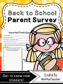 Parent Survery