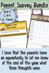 Bundle: Parent Surveys  (2 surveys in 1 download!)
