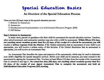 Parent-Teacher CSE Meeting Handbook: A Special Education Toolkit
