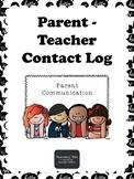 Parent Teacher Communication Log