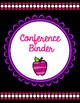 Parent Teacher Conference Binder