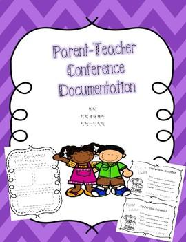 Parent-Teacher Conference Documenation