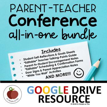 Parent Teacher Conference - Parent Teacher Conference Forms Editable
