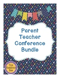 Parent-Teacher Conference Forms- Editable