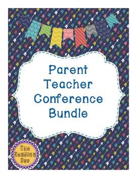 Parent-Teacher Conference Forms- Editable