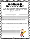 Parent-Teacher Conference Forms - Ready to go!