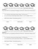 Parent Teacher Conference Invite Form