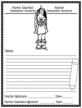 Parent Teacher Conference Kit