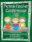 Parent-Teacher Conference Kit {FREEBIE}