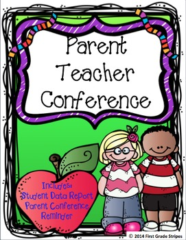 Parent Teacher Conference Log