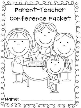 Parent-Teacher Conference Mini Pack