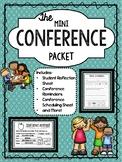 Parent Teacher Conference Mini Packet