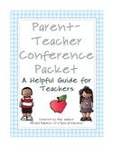 Parent-Teacher Conference Packet