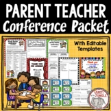 Parent Teacher Conference Forms Back to School