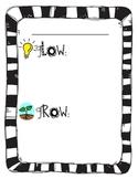 Parent-Teacher Conference Packet Kindergarten