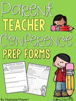 Parent Teacher Conference Prep