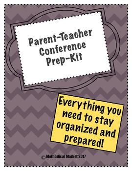 Parent-Teacher Conference Prep Kit