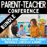 Parent-Teacher Conference Resource Bundle