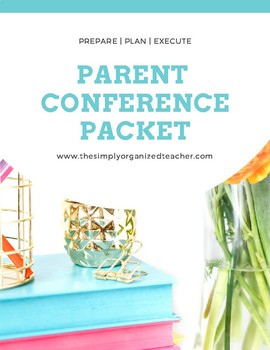 Parent Teacher Conference Resource Guide